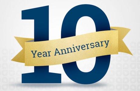 Gavdi 10 years anniversary