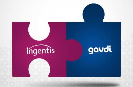Ingentis and Gavdi logo