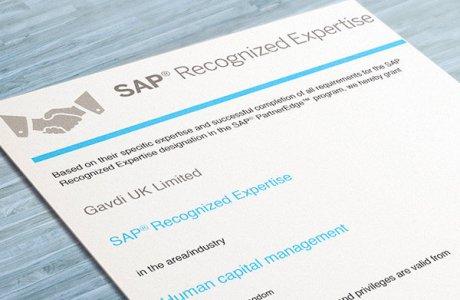 SAP diploma